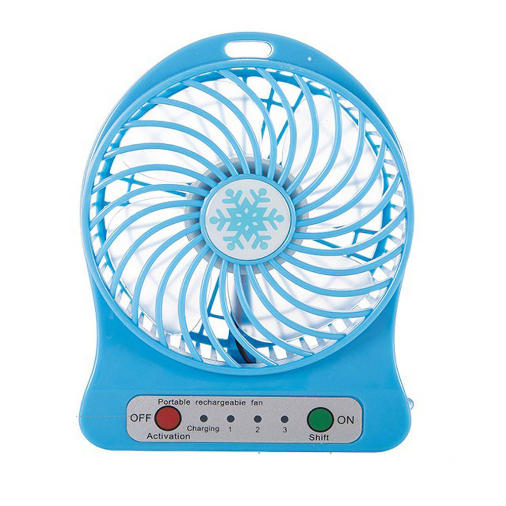 Universal Portable Rechargeable LED Fan air Cooler Mini Operated Desk USB Fan for PC Laptop Computer Air Fan Without Battery small portable fans battery operated