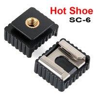 50PCS 2016 New Yongnuo Speedlite Universal Mount Camera Flash Hot Shoe Adapter Trigger Holder Light Stand Bracket