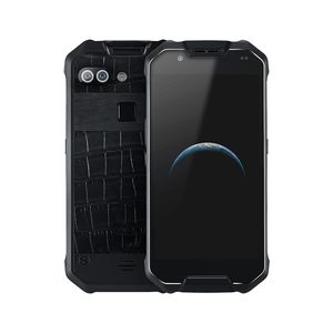 """Image 2 - Oficial AGM X2 5,5 """"Smartphone 4G 6G + 64G/128GB Android 7,1 teléfono móvil IP68 impermeable Octa Core 6000mAhNFC COV"""