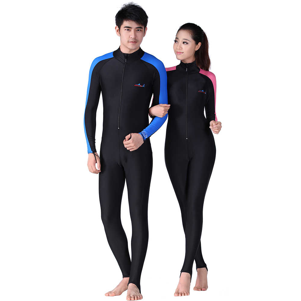 81c41d79e9 UV Protection Men Woman Diving Suit Full Body Swimming Surfing Spearfishing  Wet Suit Snorkeling Surfing Diving
