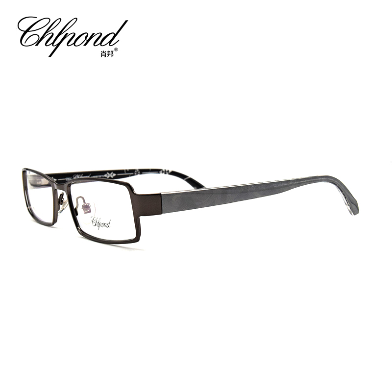 2017 Chlpond Alloy Optical Eyewear Frames Men Myopia Computer Clear Lens Fashion Prescription Glasses Frame 4 Colors 5830 new hot fashion unisex women men hipster vintage retro classic half frame glasses clear lens nerd eyewear 4 colors