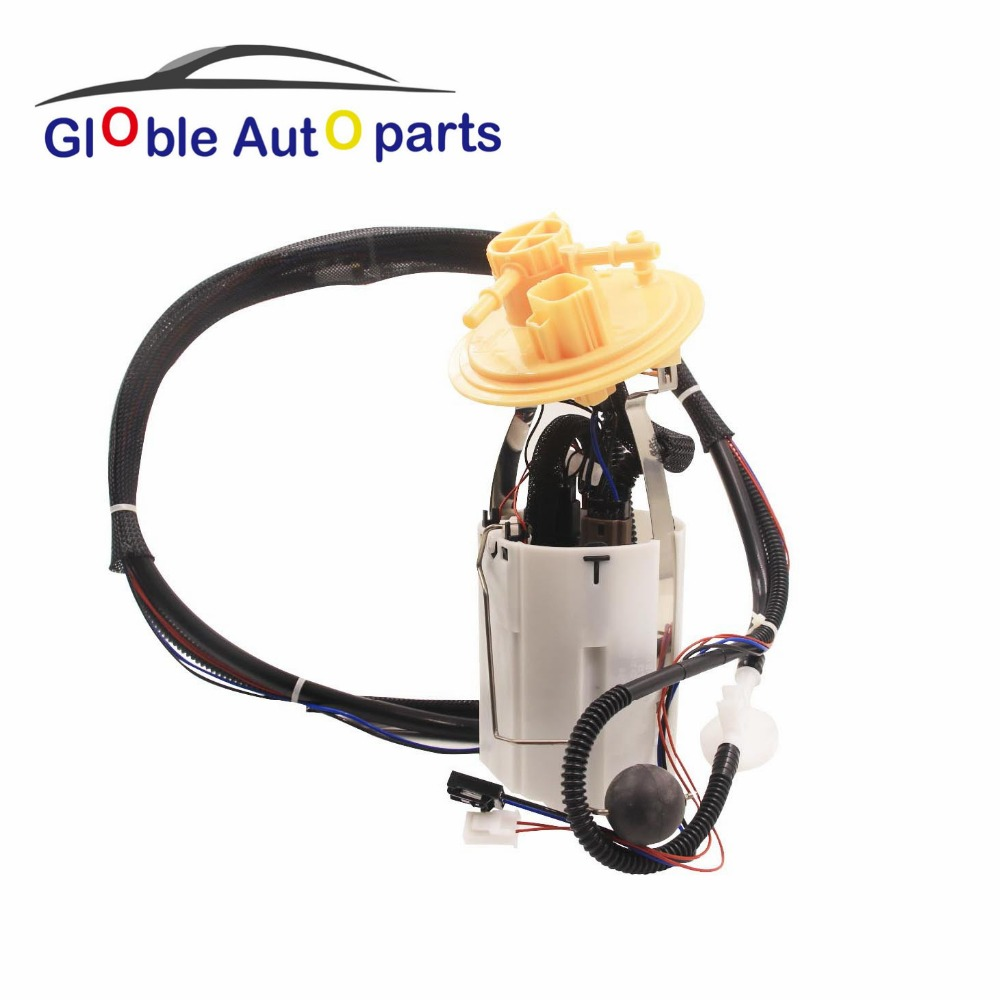 Electric Fuel Pump Module Assembly For Volvo S60 2004-2007 V70 2004-2007 30761744 CC-744 12v electric intank fuel pump module assembly for car jeep grand cherokee 1999 2004 4 0l 4 7l e7127mn