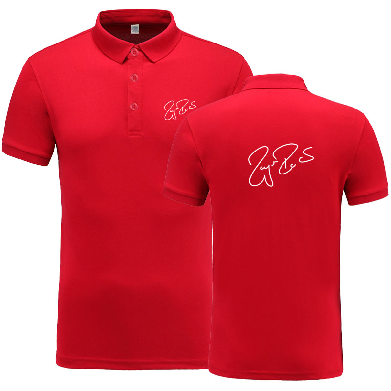 New Arrival Brand Clothing Men logo   Polo   Shirt Casual Male RF roger federer   Polo   Shirt Short Sleeve   Polo   Shirt