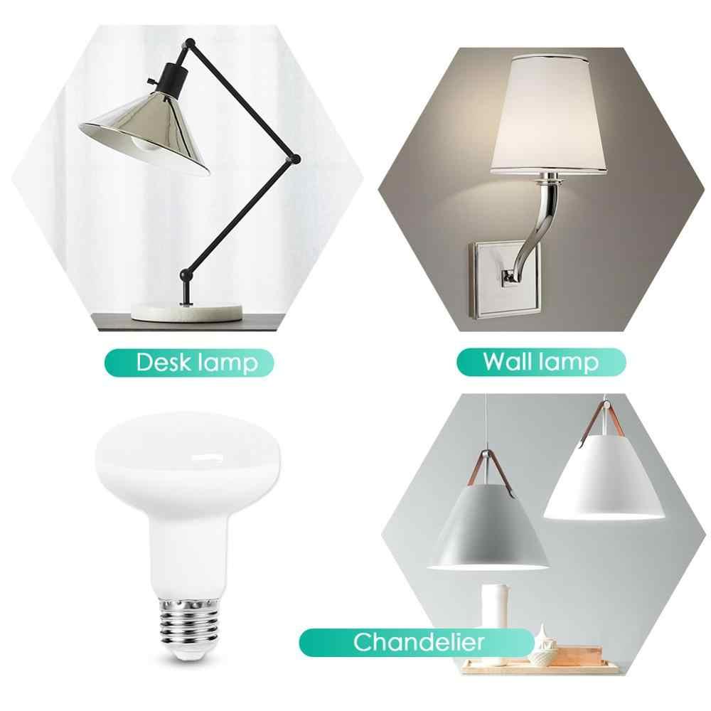 R39 R50 R63 R80 Dimmable E27 E14 Led Ampoule Bombillas lampe cfl Ampoule projecteur lumière Lampada économie 3W 5W 9W énergie 220V 110V