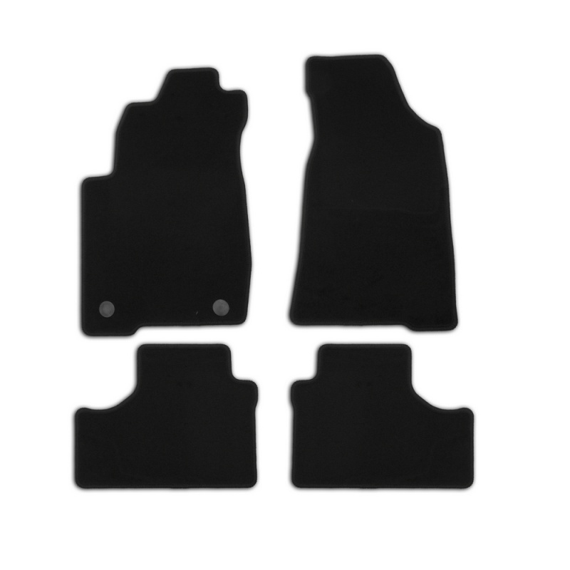 Mats in salon Klever Econom For CHEVROLET NIVA 2009->, cross... 4 PCs (textile) mats in salon сртк chevrolet еpikа 09 rubber ch ep 06 10 g 02043