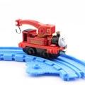 Харви Мальчики Томас и Его друзья тренируется танки двигателя крана крюк автомобилей trackmaster литой модели магнитного томас поезд игрушки