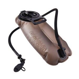Image 2 - ¡Oferta! bicicleta de 3 L, bolsa de vejiga de agua de camello, mochilas de hidratación, mochila de Camping, senderismo, montañismo, bolsa de agua
