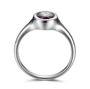 Украшения leige Promise, кольцо с Александритом, овальная огранка, меняющие цвет драгоценные камни, из серебра 925 пробы, хорошее украшение, камень ...
