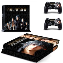 Final Fantasy XV Vinly Ps4 Skin Sticker