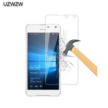 2pcs 9H 2.5D Premium Tempered Glass For Nokia Microsoft Lumia 650 Screen Protect
