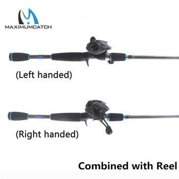 Maximumcatch EasyFit – Matkavapa hyrräkelalle 20 – 70 g