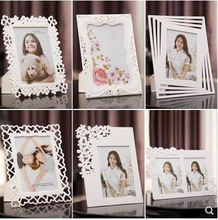 Photo frame set European creative 7 inch photo wedding children wall hanging picture relief-141