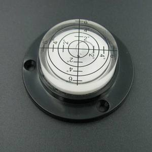 Image 3 - HACCURY 50*17 мм круглый спиртовой уровень, инструмент для уровня воды круглый спиртовой уровень пузырьковый флакон пять стилей