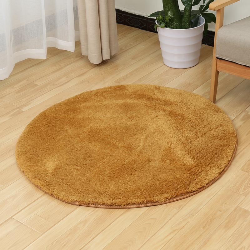 Aliexpress Com Buy Fur Shaggy Carpet Thick Solid Color
