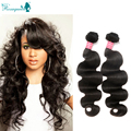 Malaysian Body Wave Virgin Hair 3pcs/lot 7A Grade Malaysian Virgin Human Hair Bundle Deals Unprocessed Rosa Queen Hair Products