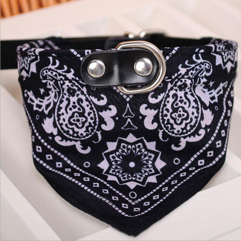 2016 Hot Sale Adjustable Pet Dog Cat Puppies Hot Collars Scarf Neckerchief Handsome Triangular binder 5 colors SMLXL sizes (5)