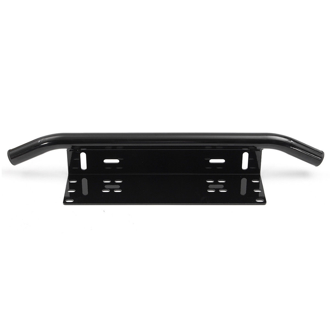 58.4cm Front Bumper License Plate Mount Bracket Holder Bar For Fog Working Lamp