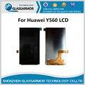 GALSSARMOR Оригинальный Новый Для Huawei Y560 ЖК-Дисплей С Сенсорным Экраном Дигитайзер Ассамблеи Бесплатная Доставка