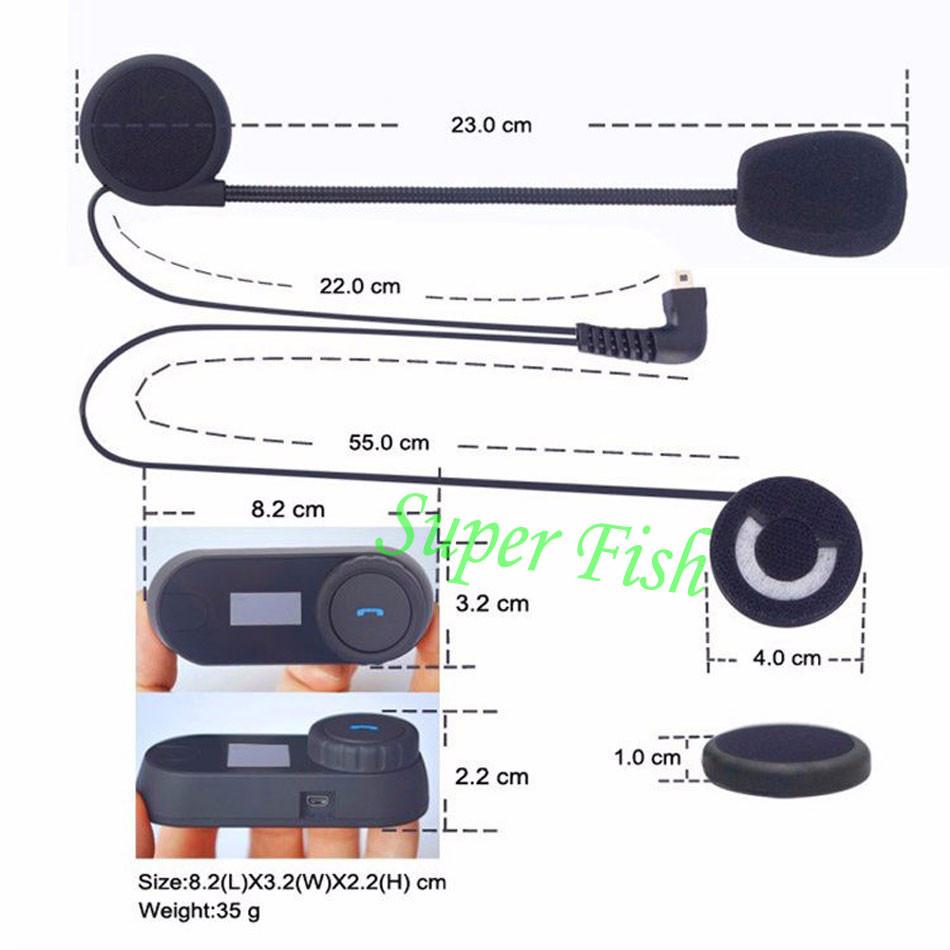 Helmet Interphone