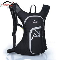 Professional 600D Cycling Sport Backpack 12L Suspension Breathable Bicycle Bag Rainproof Outdoor Riding Bike Bags