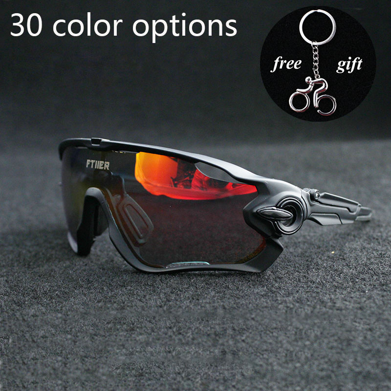 2018 Most Popular Brand TR90 Frame Sunglasses For Cycling Eyewear Cycling Glasses Bike Sunglasses Bicycle Men woman Outdoor fashion rectangle frame gun metal leg outdoor driving sunglasses for men