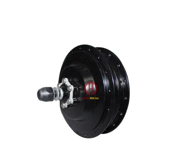 48 V 500 W 8Fun/Bafang Brushless DC roue arrière de moteur de moyeu fileté