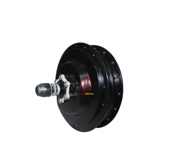 48V 500W 8Fun/Bafang Brushless DC Geared Threaded Hub Motor Rear Wheel