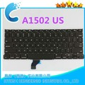 Original New A1502 US Keyboard For Apple Macbook Pro Retina 13'' US Keyboard Replacement