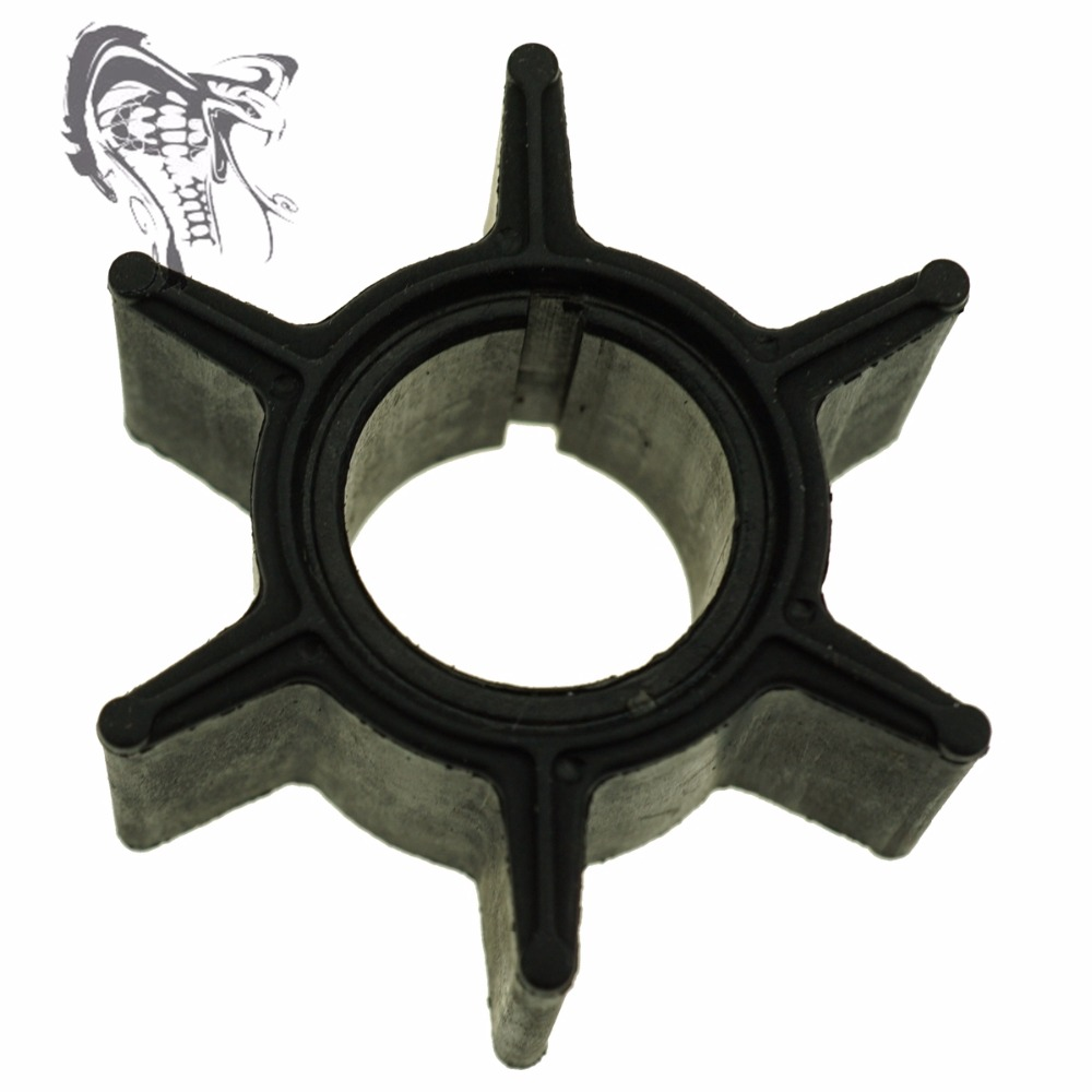 New water pump impeller for Tohatsu Nissan (25/30/40hp) 345-65021-0 18-8923