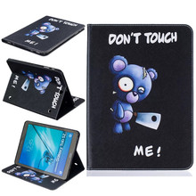 for GALAXY Tab A 9.7 Protective leather cover skin case for samsung GALAXY Tab A 9.7 T555 T550 9.7″ tablet case Capa Funda Coque