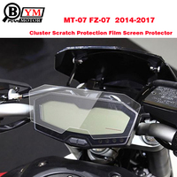 New For Yamaha MT 07 FZ 07 MT07 Cluster Scratch Protection Film Screen Protector For Yamaha