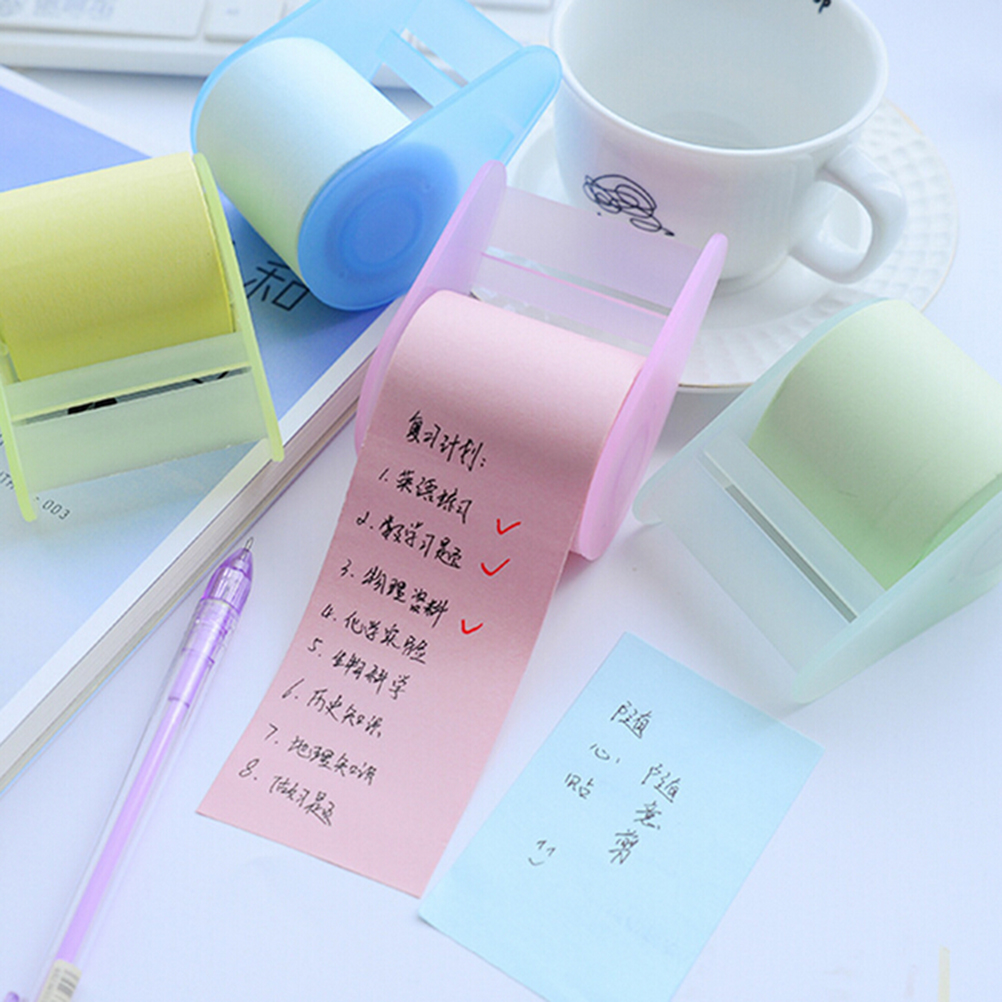 Notebooks & Writing Pads Office & School Supplies Cartoon Cute Creative Waterdrop Shape Memo Pad Sticky Notes Memo Notebook Pepsi Stick Stationery School Supplies Student Prize