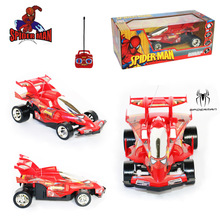Disney Spider-Man Remote Control Car Model Toy R/C Wireless rc truck Remote Control Racing Boy and Girl Gift Toy for children simulation 2 4g remote control car bus school bus wireless remote control toy car rechargeable model car children s toy gift