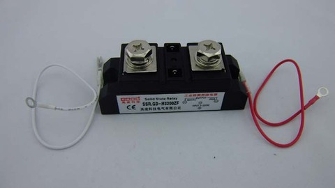 fornecimento de fabrica ssr h3250zf 250a industrial rele estado solido