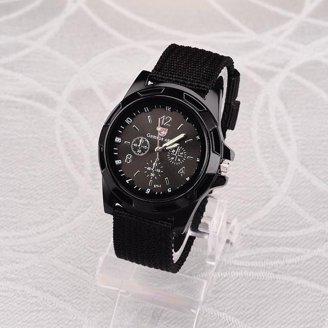Military High Quality Quartz Movement Sports Casual Wrist Watches