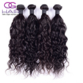 7A Indian Virgin Hair Curly Weave Human Hair Bundles 4Bundles Natural Raw Indian Curly Virgin Hair Wet and Wavy Human Hair Weave
