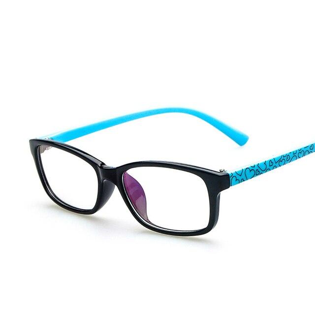 2018 Fashion Kids Myopia Glasses Frame Girl Boy Children\'s Anti UV ...