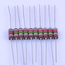 10pcs Carbon Composition vintage Resistor 0.5W 8.2M ohm 5 % цена