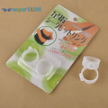 1pair=2pcs Health Care Feet Care Easy Massage Slimming Silicone Foot Massage Magnetic Toe Ring Fat Burning For Weight Loss