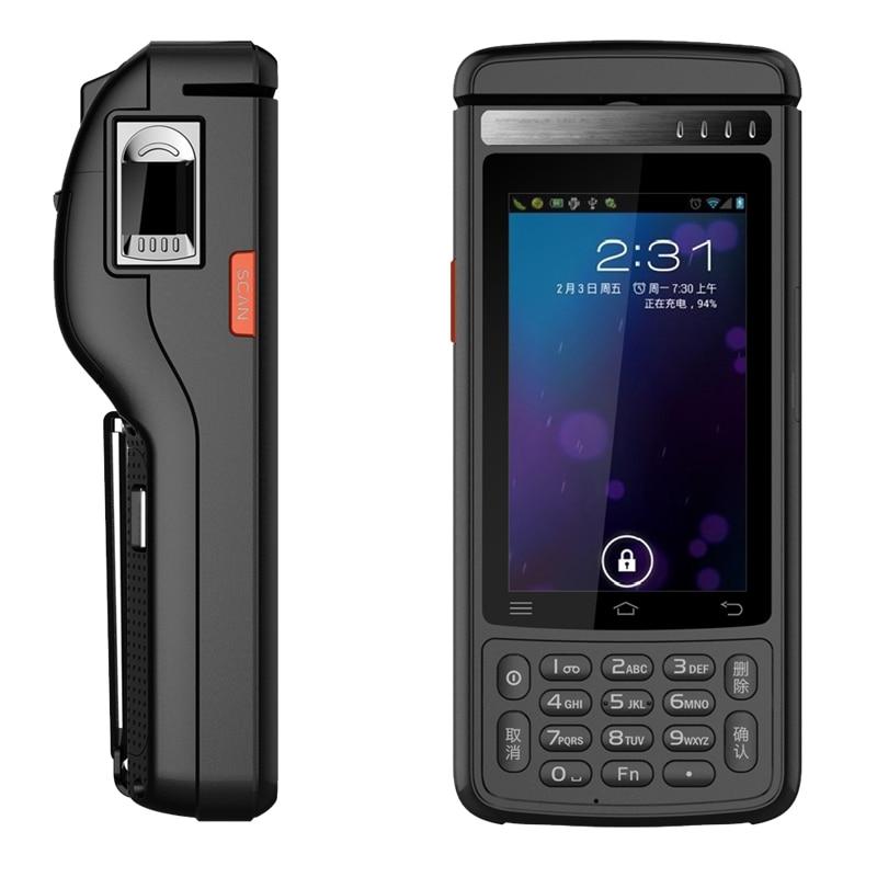 4 ιντσών TFT LCD, ανάλυση H800 V480 2D barcode Android - Βιομηχανικοί υπολογιστές και αξεσουάρ - Φωτογραφία 3