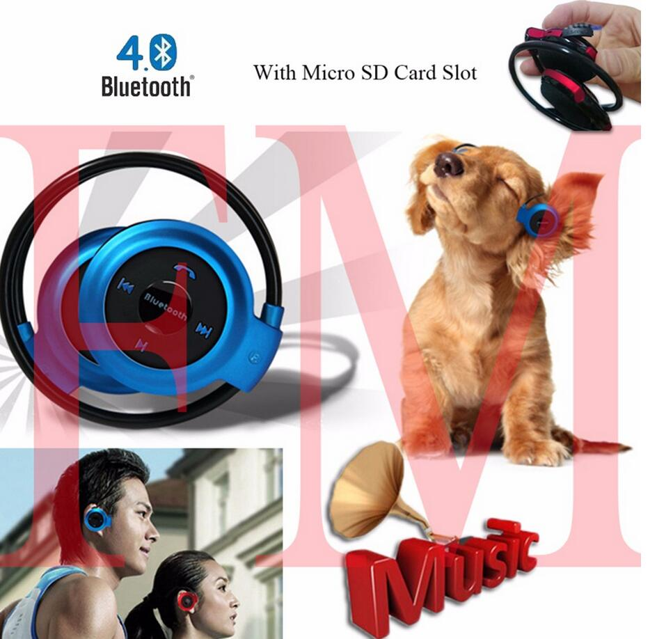 Mini503 Bluetooth 4.0 Headset Perfect Mini 503 Sport Wireless Headphones Music Stereo Earphones+Micro SD Card Slot+FM Radio niorfnio 5w 15w pll fm transmitter mini radio stereo station bluetooth wireless broadcast only host for radio y4351d