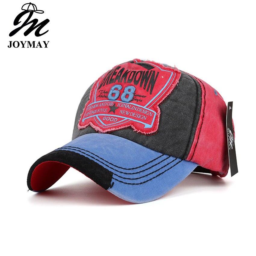 Nevjerojatna nova unisex bejzbol kapa pamučna motociklistička kapa - Pribor za odjeću