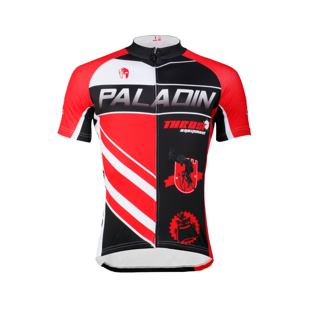 CYCLING JERSEYS Breathable Mens Red top Sleeve Cycling Apparel Asia BIKE ILPALADIN 2016 new men s cycling jerseys top sleeve blue and white waves bicycle shirt white bike top breathable cycling top ilpaladin