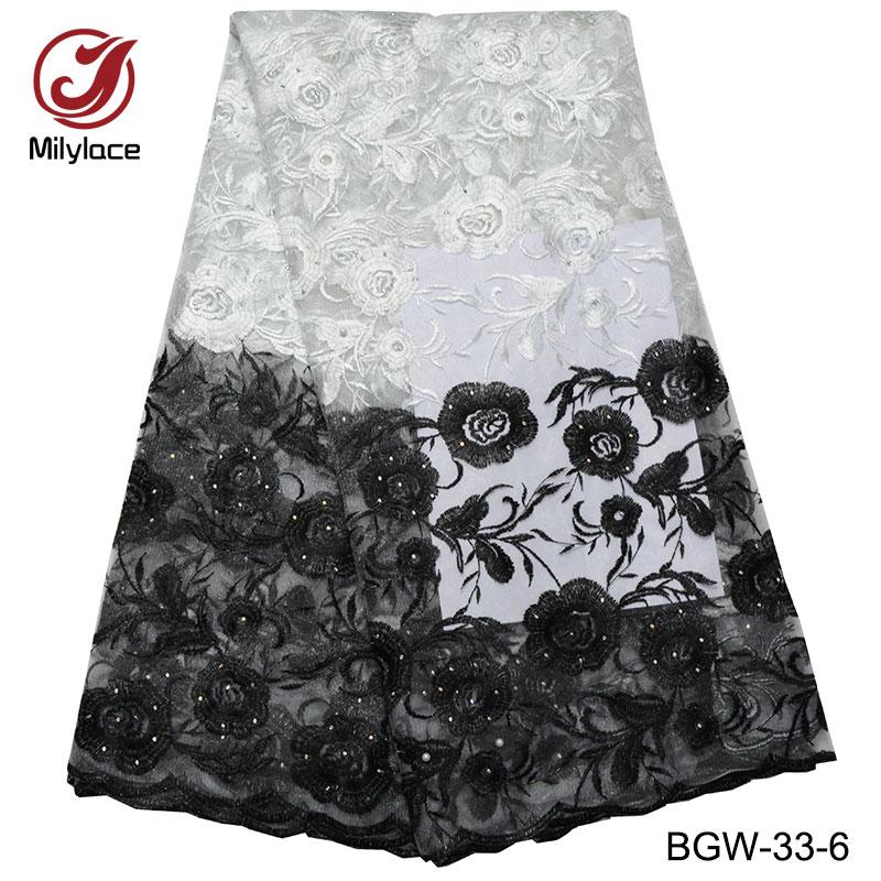 Bordado de tela de encaje de tul con diamantes de imitación venta - Artes, artesanía y costura