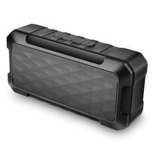 лучшая цена Bluetooth Speaker Square Box Speaker 2 Square Stereo Portable V5.0 High Definition Sound Quality Play Music