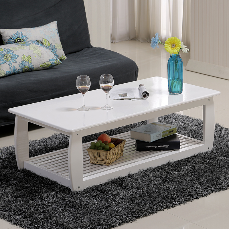 Simple Wood Coffee Table Tea Storage Double Living Room Corner A Few Eco  Friendly Furniture Teasideend In Coffee Tables From Furniture On  Aliexpress.com ... Part 86