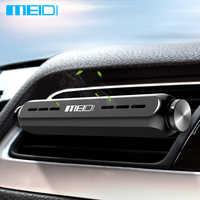 MEIDI voiture désodorisant recharge véhicule solide parfum pour voiture parfum voiture voiture odeur aromatisant auto ambientador coche