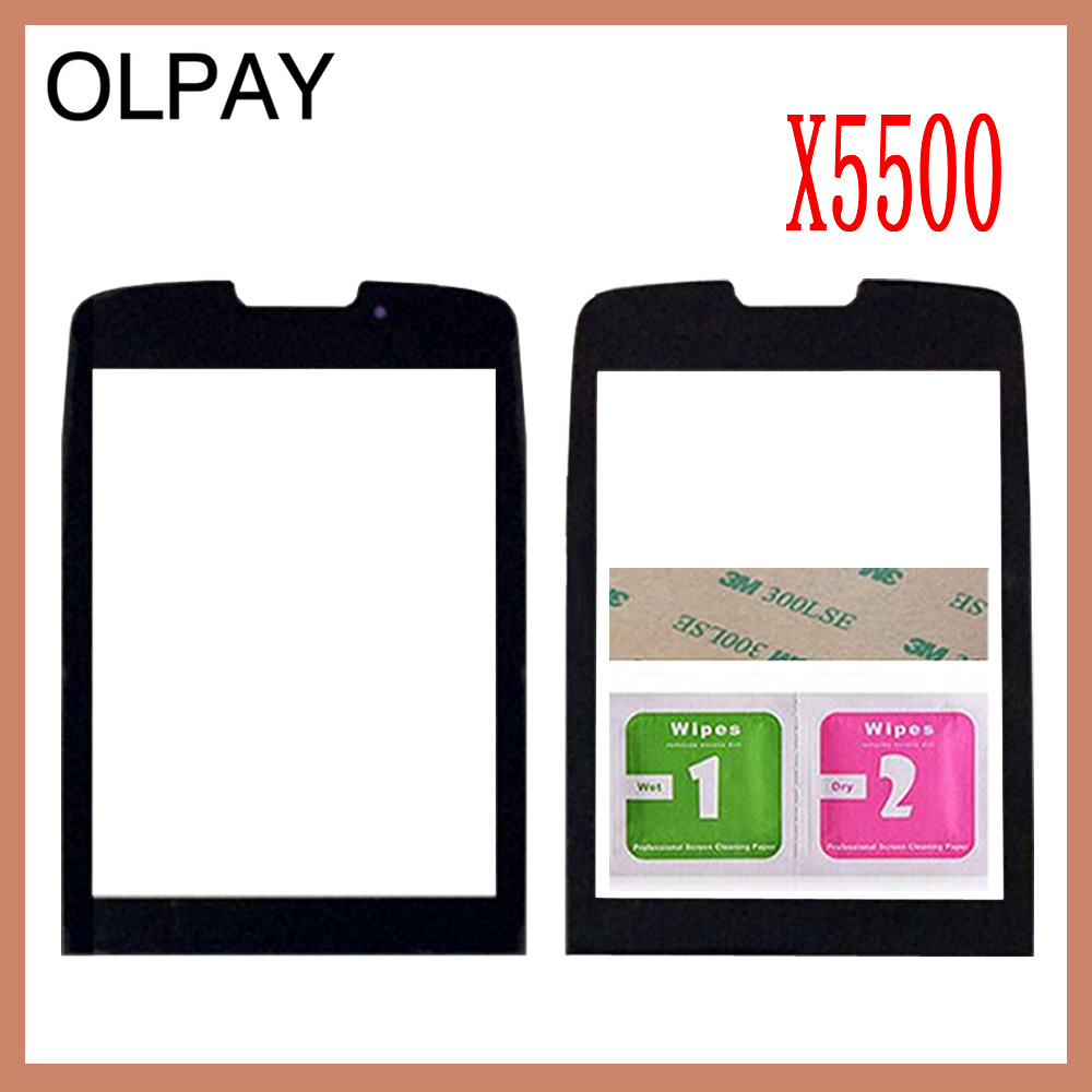 Image 5 - 100% New Original Front Glass Lens For Philips Xenium Philips E560 E570 E571 X623 X1560 X5500 Not Touch Screen Free Shipping-in Mobile Phone Touch Panel from Cellphones & Telecommunications
