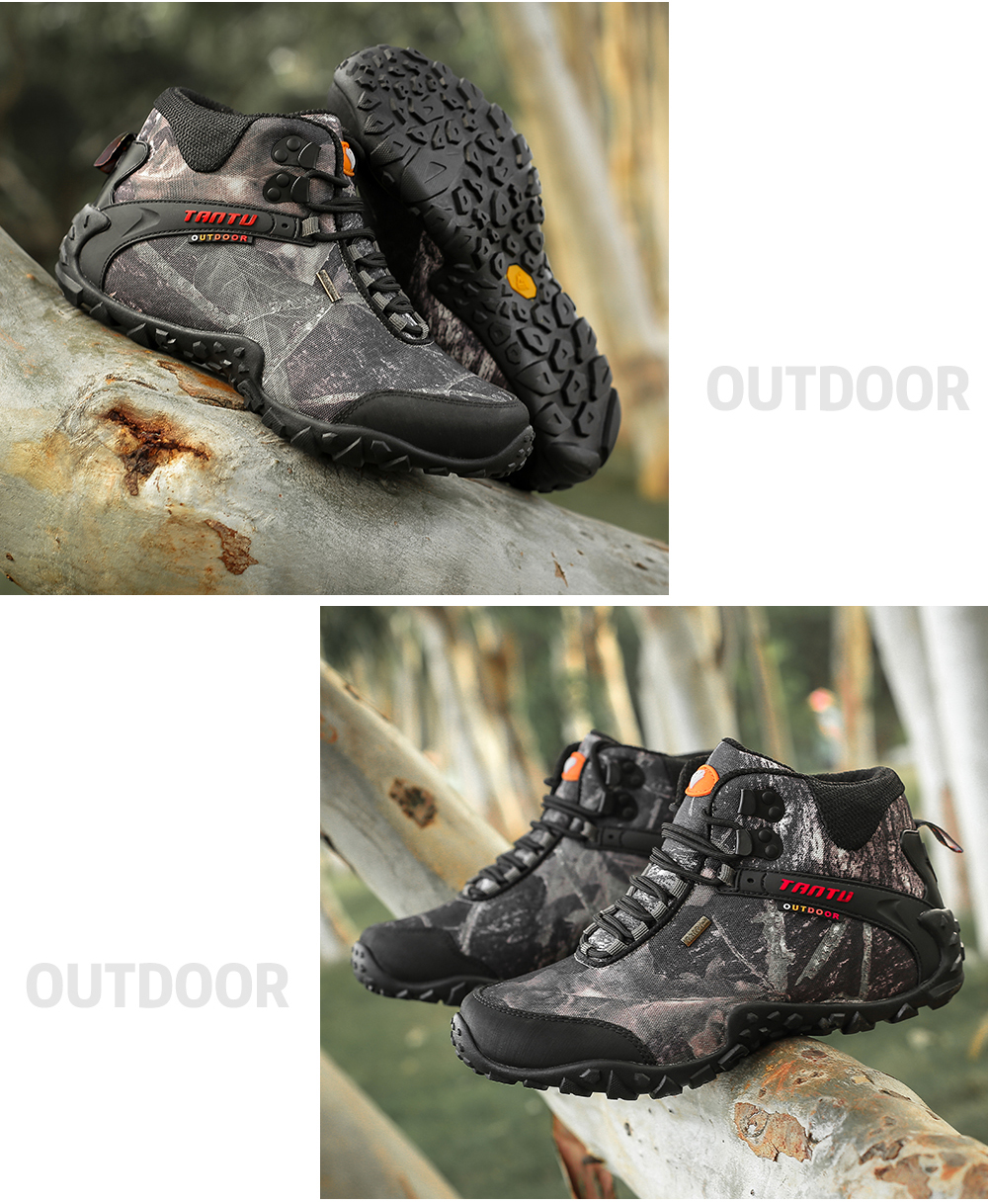 Outdoor Camouflage Tactical Sport Men\`s Shoes (16)