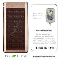 Jade Ceratonic mattress Anion Far Infrared thermal ceramic mat, Health care Therapy Korea heat Tourmaline Mattress